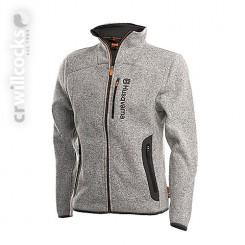 Husqvarna Xplorer Women's Fleece Jacket (Steel Grey)