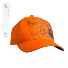 Husqvarna Xplorer Orange Baseball Cap