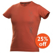 Husqvarna Xplorer Womens X-Cut Chain T-shirt
