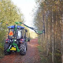 Kellfri Tractor Mounted Hedge Trimmer