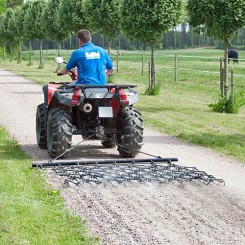 Kellfri ATV Chain Harrows