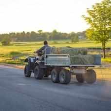 Kellfri 1.5 Tonne ATV Tipping Trailer - TV15ATV
