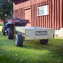 Kellfri ATV Tipping Trailer