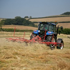 Mowers, Tedders and Rakes - Hay Equipment by Kverneland