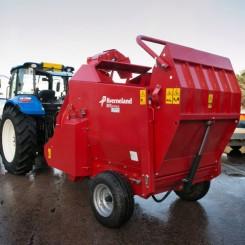 Kverneland 853 Pro Bale Chopper / Shredder Bedder