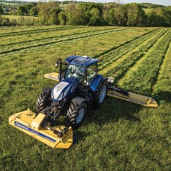 New Holland Front Mounted Mower