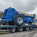West Maelstrom 10 Rear Discharge Muck Spreader