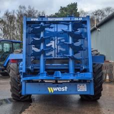 West Maelstrom 10 Rear Discharge Muck Spreader