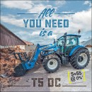 New Holland T5 Dual Command Finance 5+55 @ 0%