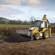 New Holland B110C Backhoe Loader