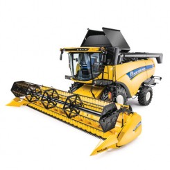 New Holland CX5 & CX6 Combine Series