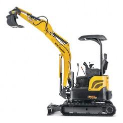 New Holland E17C Mini Digger