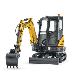 New Holland E26C Mini Digger