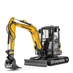 New Holland E37C Mini Digger