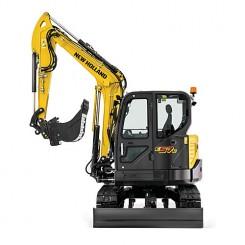 New Holland E57C Mini Digger