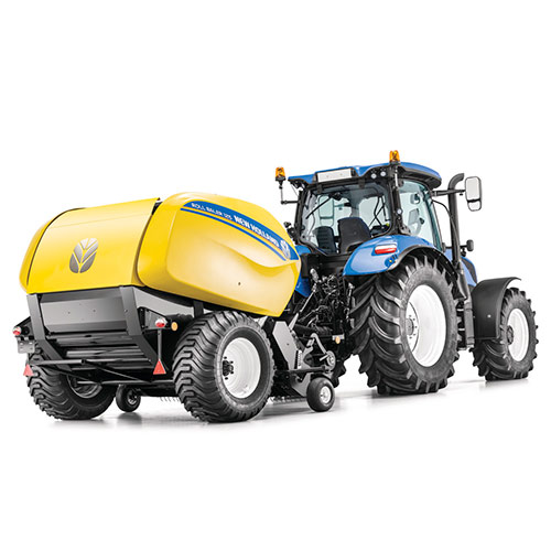New Holland Roll Baler 125 - RB125 - New Holland Dealer