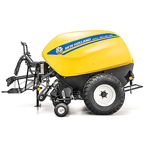 New Holland Roll Baler 125 Rb125 New Holland Dealer