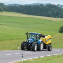 New Holland Roll-Belt 150 Round Baler