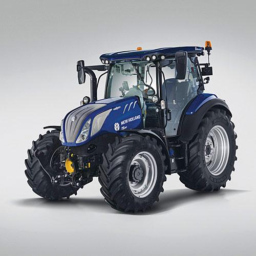 New Holland T5 AutoCommand™ - New Holland Dealer - Devon