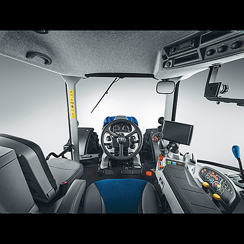 New Holland T5 Autocommand New Holland Dealer Devon