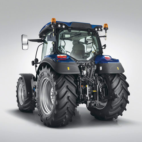 New Holland T5 AutoCommand™ - New Holland Dealer - Devon