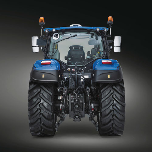 New Holland T5 Dynamic Command For Sale Devon South West Uk