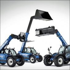 New Holland LM6.35 Elite Telehandler