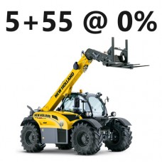 New Holland Telehandler Finance Offer