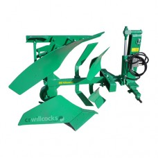 Compact Tractor Reversible Plough