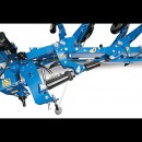 New Holland PHV 5H Five Furrow Plough