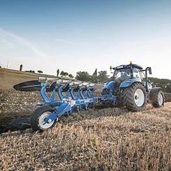 New Holland PH 5H Plough