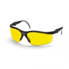 Yellow Tinted Protective Glasses by Husqvarna