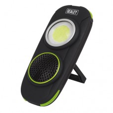 LED Torch With Speaker