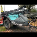 Berthoud VantageTrailed Sprayer