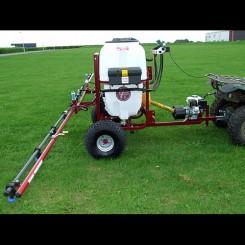 Team Sprayers Chariot
