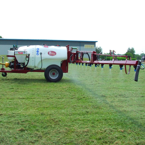 team sprayers fairway trailed sprayer