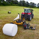 Round Bale Wrapper - Tanco A100EH