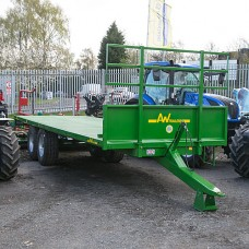 Bale Trailer For Sale - 26 ft Model By AW Trailers