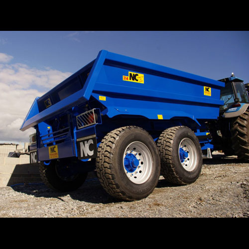 NC Dump Trailers For Sale - CR Willcocks