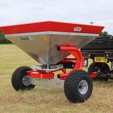 ATV Fertiliser Spreader by Quad X
