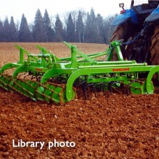 Used Dowdeswell Power Harra Tined Cultivator