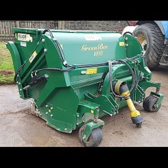 Major Flail Mower Collector - Green Bee 180