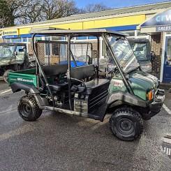 Kawasaki Mule 4010 Diesel Trans4x4