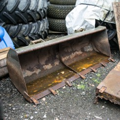 Used Loader Bucket For Sale