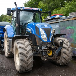 New Holland T7.200 Power Command