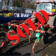 Used Cultivator - Kverneland 3M