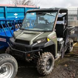 Used Polaris Ranger Diesel 1000