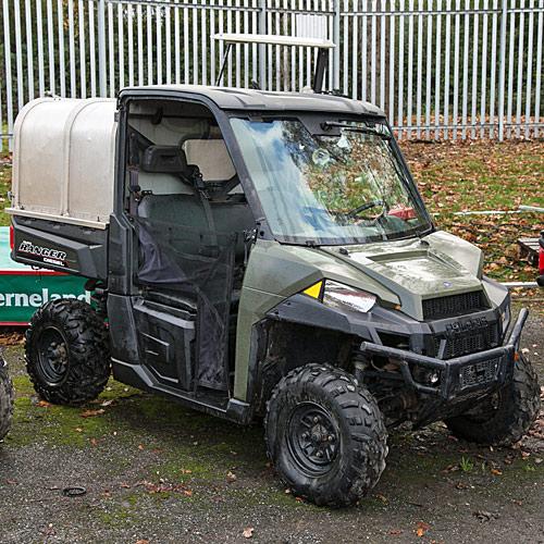 Used Polaris Ranger Diesel 1000 For Sale