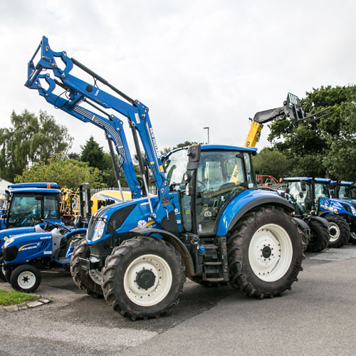 New Holland T5.120 Electro Command