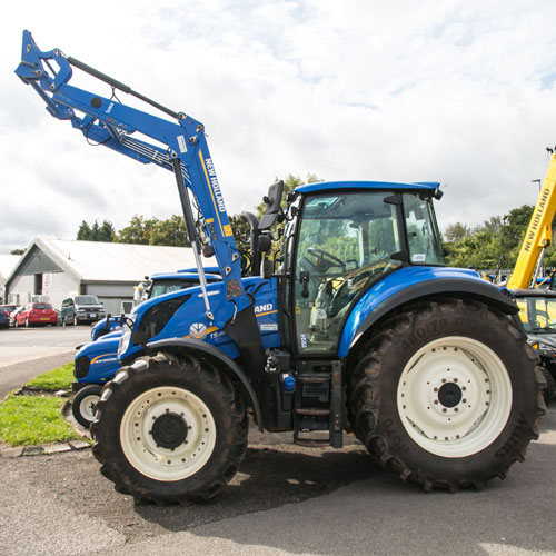 New Holland T5 120 Electro Command Used Tractor